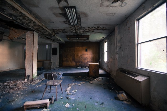Old Memorial Hospital