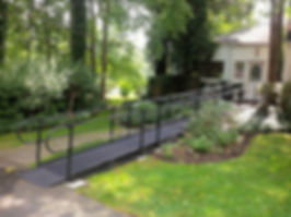 Steel Ramps by Sun Stairlifts Bethlehem PA