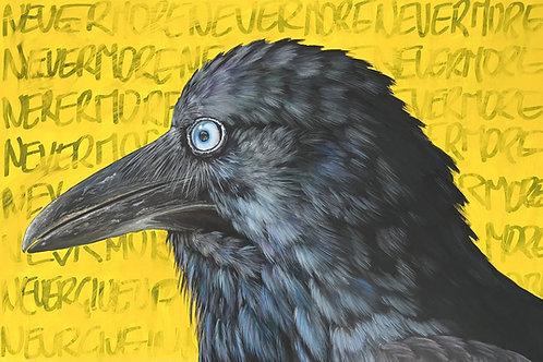 Nevermore  - 50 per stock size