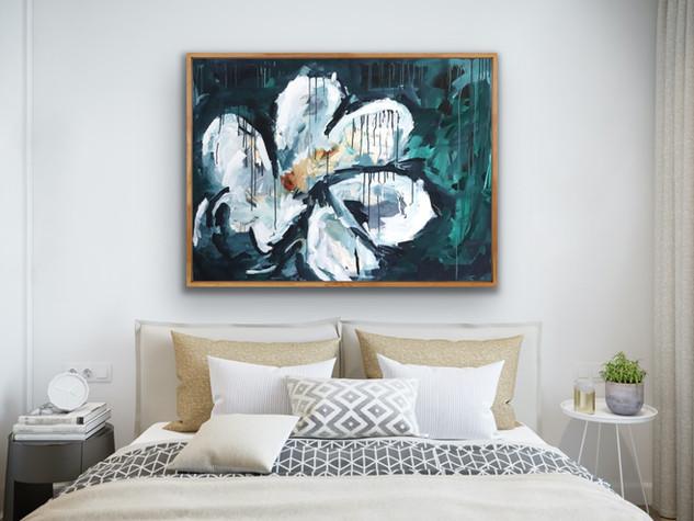 Teal Magnolias