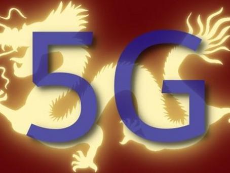 O rápido progresso da rede 5G na China. A utilização na pandemia do COVID-19