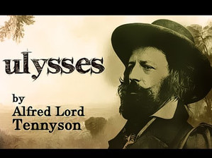 Ulysses, by Alfred, Lord Tennyson
