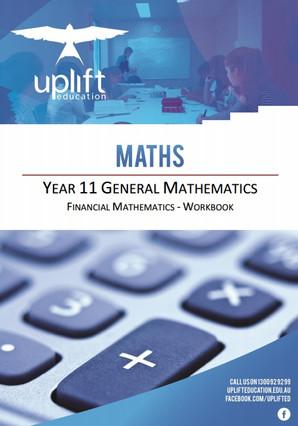 Year 11 General Maths - Financial Mathematics Workbook