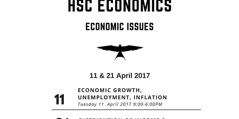 HSC Economics - Topic 3 Intensive Course