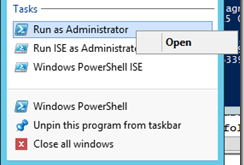 """Check if the current PowerShell session is being """"Run as Administrator"""""""
