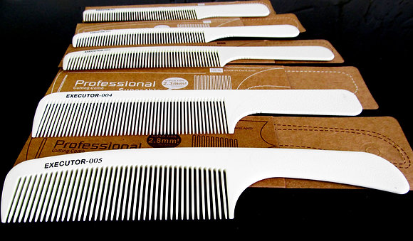 Flex Cutting Combs - Set 5