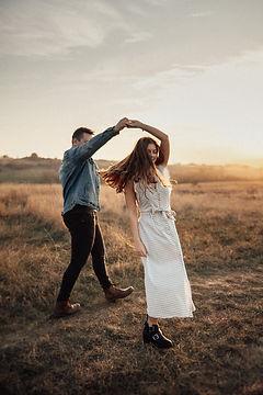 Gina & Tomi - Soft Light Visuals páros/jegyes fotó