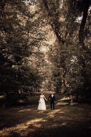 Esküvői fotó Magyarország - Klaudia & István - Soft Light Visuals - Természetközeli fotózás