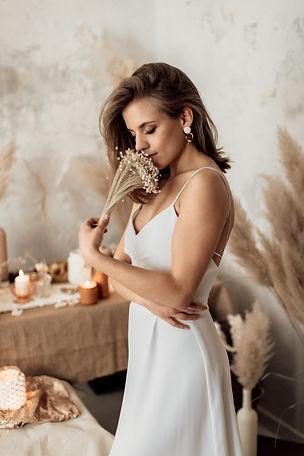 Winter Wedding / Styled shoot - Soft Light Visuals - Portré fotózás Magyarország