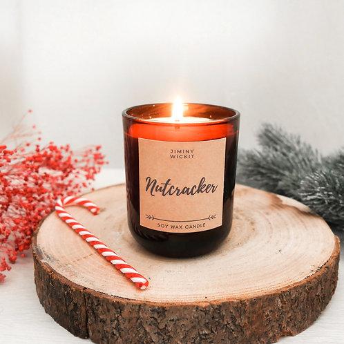 Nutcracker - Medium Soy Wax Candle