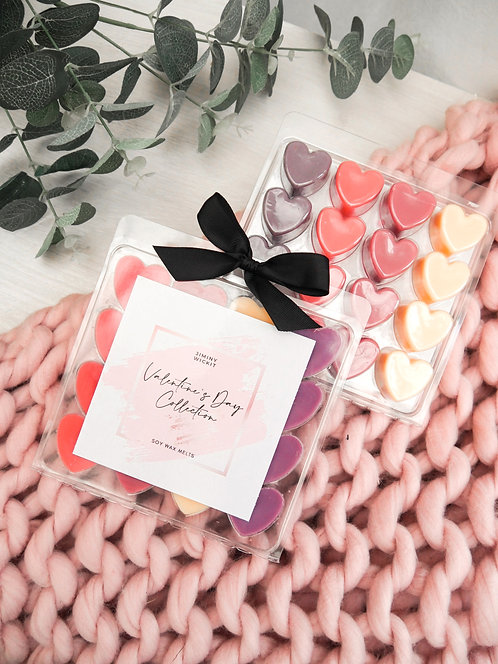 Valentines Day - Wax Melt Collection