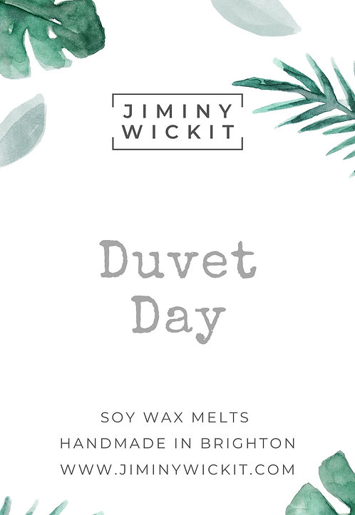 Duvet Day - Wax Melt Snap Bar