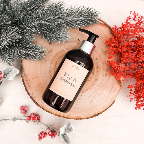 Fig & Cassis - Hand & Body Wash