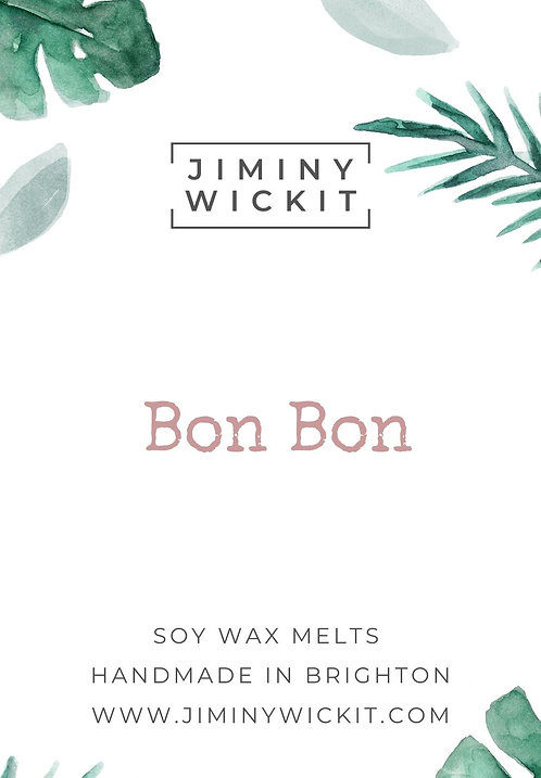 Bon Bon (perfume inspired) - Wax Melt Snap Bar