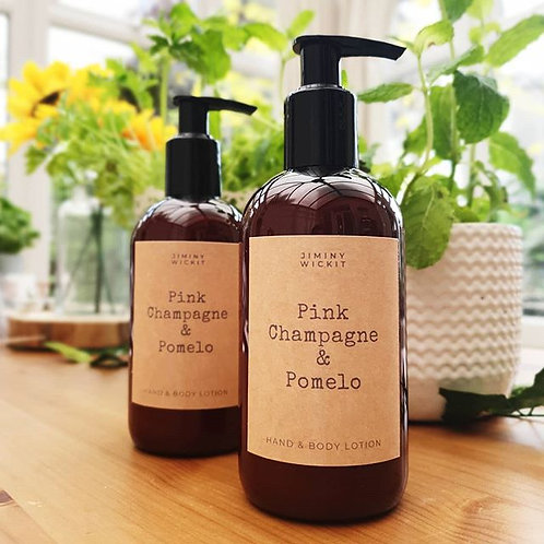 Pink Champagne & Pomelo Hand and Body Lotion - 250ml