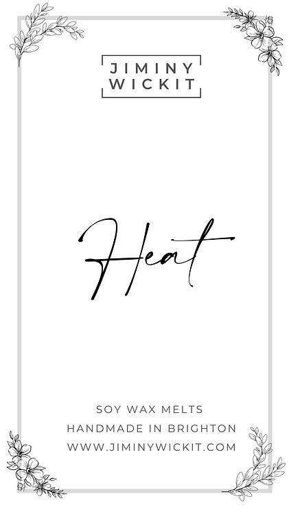 Heat - Soy Wax Melt Snap Bar