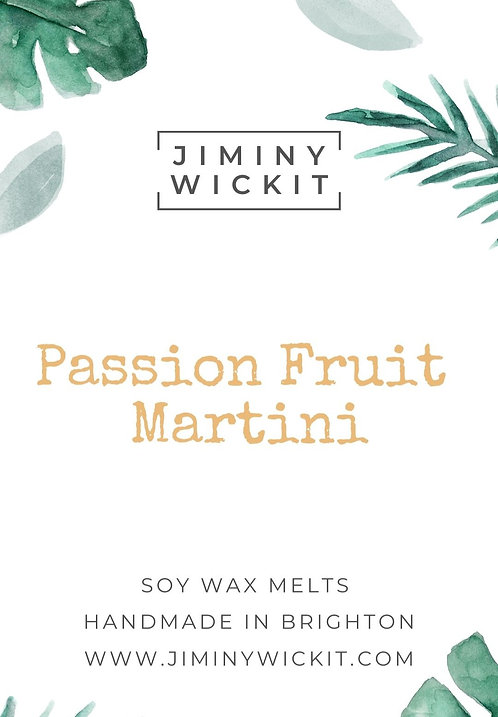 Passion Fruit Martini - Wax Melt Snap Bar