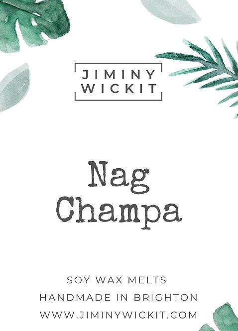 Nag Champa - Wax Melt Snap Bar