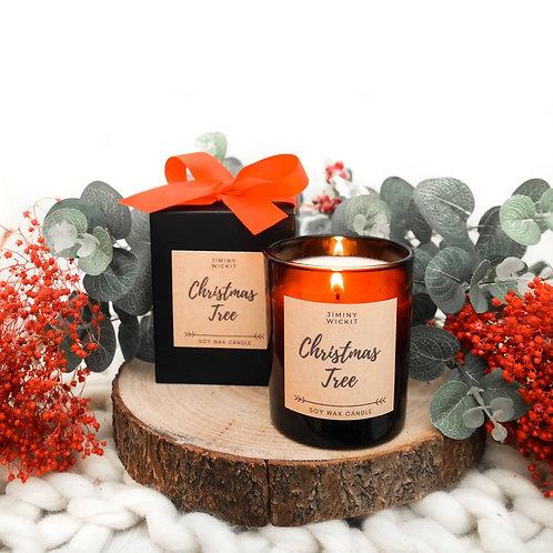 Christmas Tree - Medium Soy Wax Candle