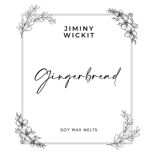 Gingerbread - Soy Wax Melt Snap Bar