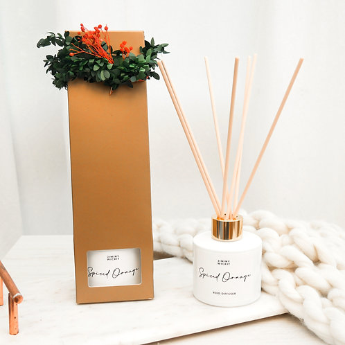 Reed Diffuser -Various Fragrances