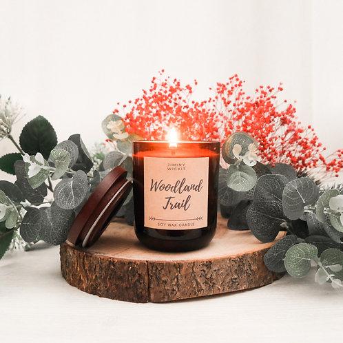 Woodland Trail - Medium Soy Wax Candle
