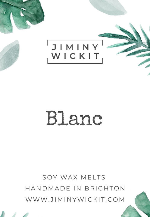 Blanc - Wax Melt Snap Bar