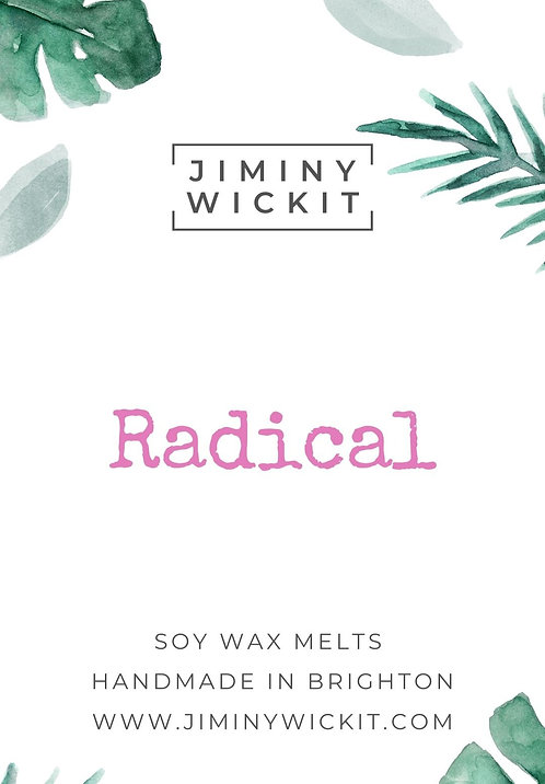 Radical - Wax Melt Snap Bar