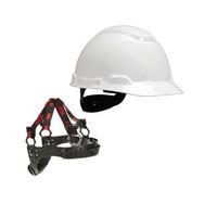 safety helmet ratchet