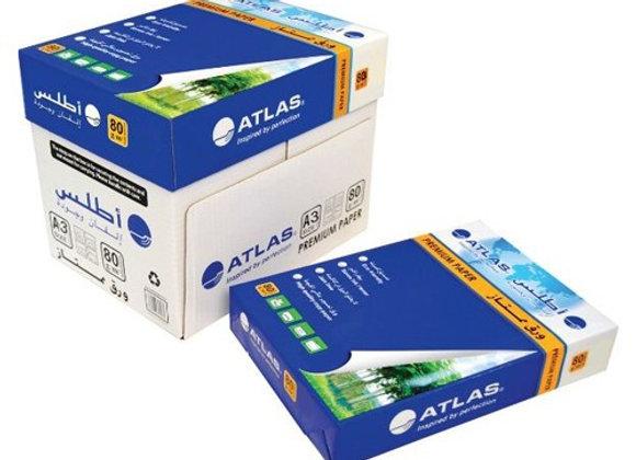 ATLAS A3 Size Paper (iCarton=5Reams)