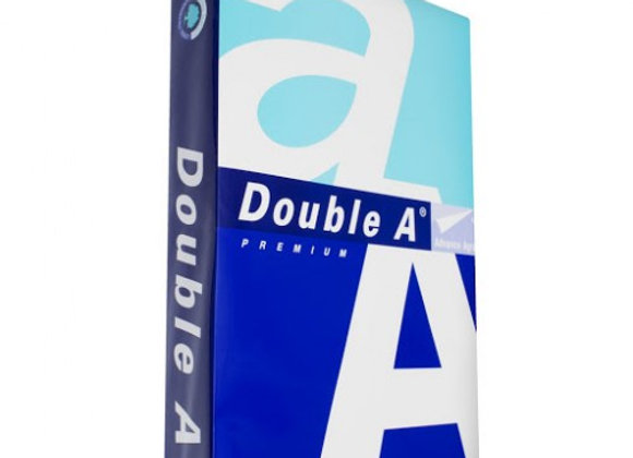 DOUBLE A A4 Size Paper    (1REAM)