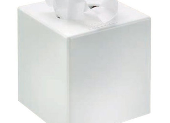 FACIAL TISSUE CUBE 100 SHEET 2PLY 14+14GSM WHITE PREMIUM 48 PACKS