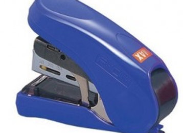MAX HD-10 FL Light Effort Stapler 20 Sheets Assorted