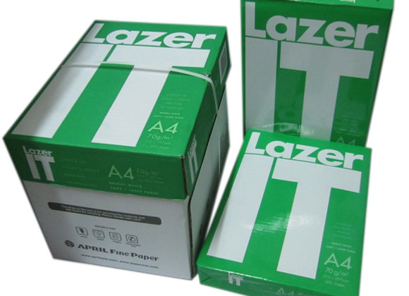 LAZER IT A4 Size Paper