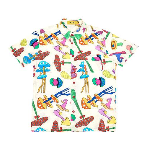 Camisa Collab com Bapho Brasil Color