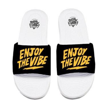 Slide Sandal - Enjoy the Vibe