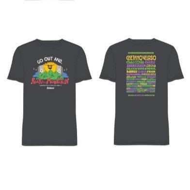 T-Shirt Montanha Line Collab com Bolovo