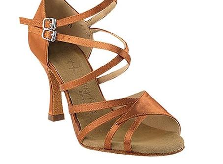 Very Fine Ballroom Latin Tango Salsa Dance Shoes for Women SERA1662B 3 Inch Heel