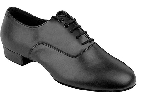 "Mens Ballroom Dance Shoes Standard & Smooth Tango Wedding Salsa Shoes C2503EB -Very Fine 1"""
