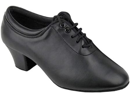 "Very Fine Dance Shoes 1.6"" Cuban Heel Lace Up Ballroom Shoes"