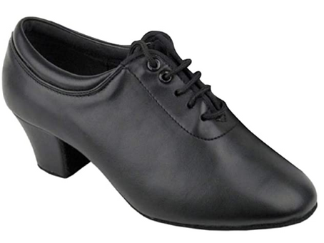 "Very Fine Dance Shoes 1.6"" Cuban Heel Lace Up Ballroom Shoes"