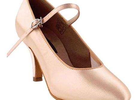 "Very Fine Dance Shoes Competitve Dancer Series CD5024M 2.5"" Heel"