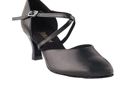 "Very Fine Ballroom Latin Tango Salsa Dance Shoes for Women 9691 2.5"" Heel"