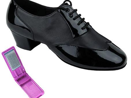 Very Fine Ballroom Latin Tango Salsa Dance Shoes for Men CM100101 1.5 inch Heel