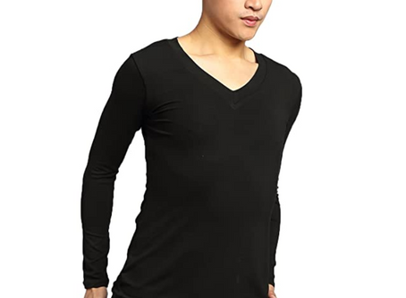 SCGGINTTANZ G5002 Latin Modern Ballroom Dance Professional Crystal Cotton Tops/Shirt for Men