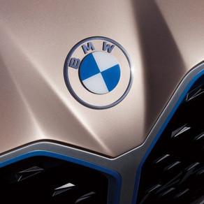 BMW apresenta novo logo