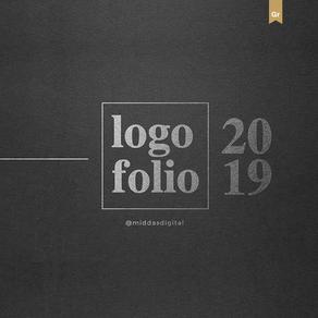 Fomos destacados internacionalmente com nosso Logofolio 2019 no Behance.