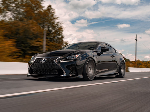Why Jeremy Clarkson Was Wrong About The Lexus RCF