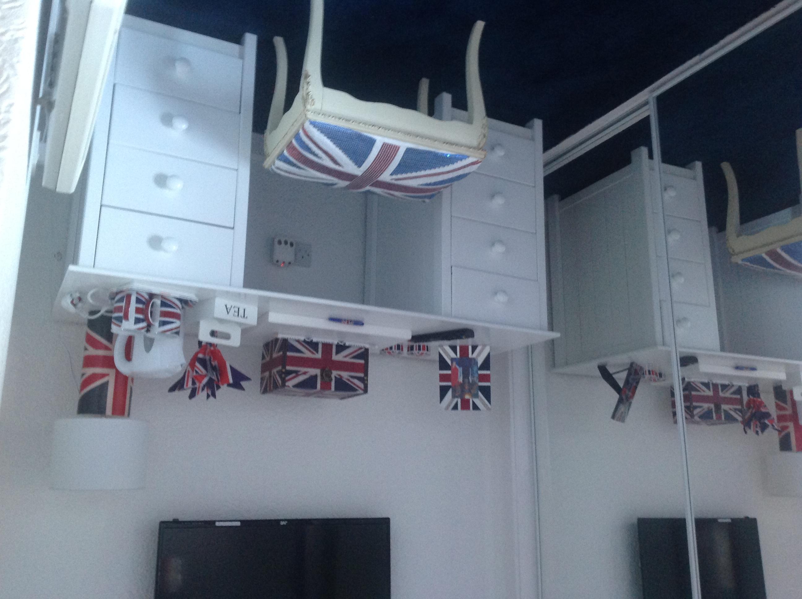 Union Jack Suite