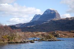 Suilven Lochinver Sutherland